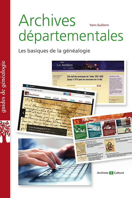 archives departementales livre