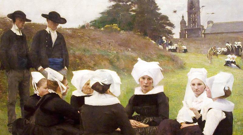 traditions bretonnes