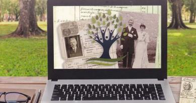 Conférence Débuter sa généalogie avec le numérique