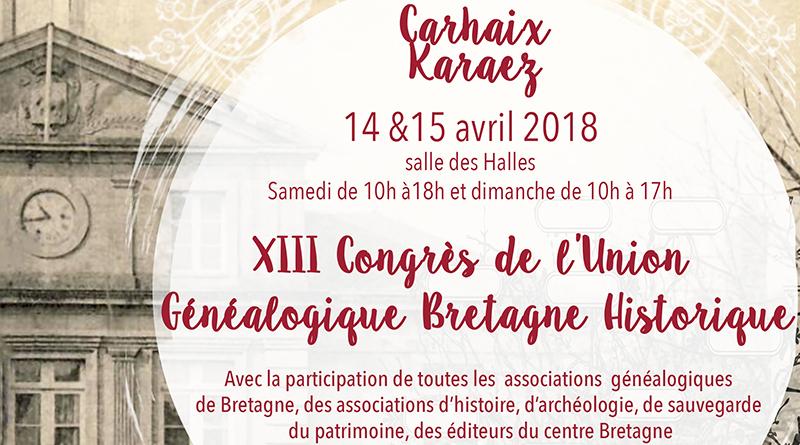 congres-2018-genealogie-carhaix
